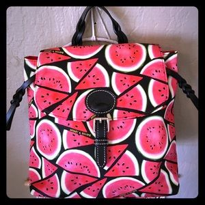 DOONEY And BOURKE watermelon Back Pack